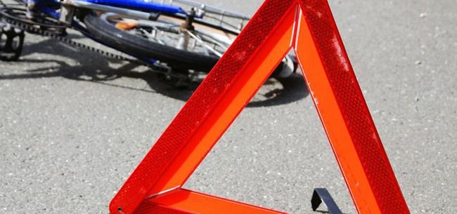 Велосипедист в реанимации