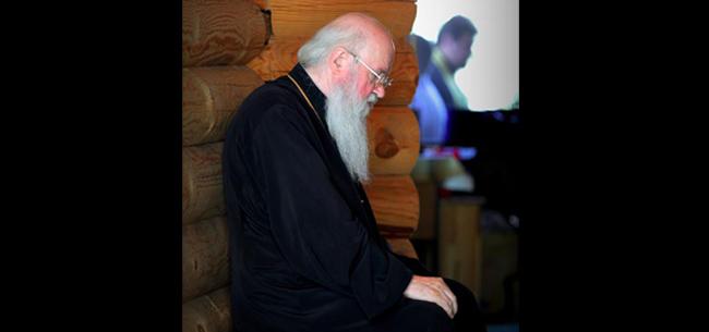 Ушел из жизни митрополит Евлогий