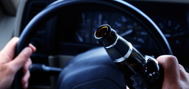 168 пьяных водителей
