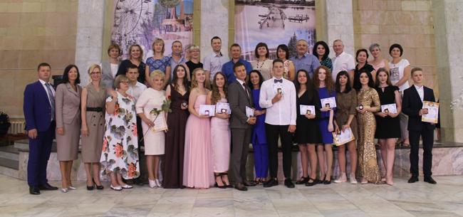 Бал медалистов в Коврове