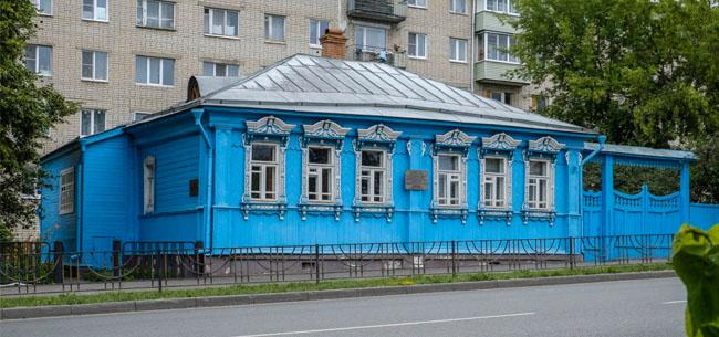 Дом-музей Дегтярёва возобновил работу