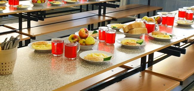 Кто и как будет питаться в школах?