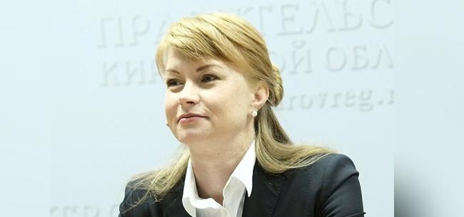 Новый руководитель областного департамента
