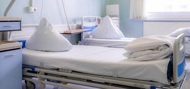 Дополнительные койки для лечения пациентов с коронавирусом