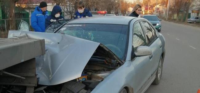 В ДТП в Коврове серьезно пострадал водитель иномарки