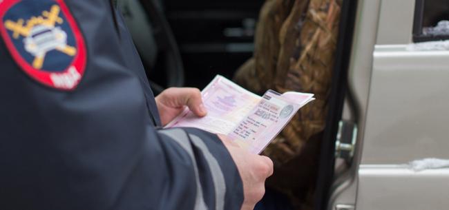 Поддельные права – реальный срок