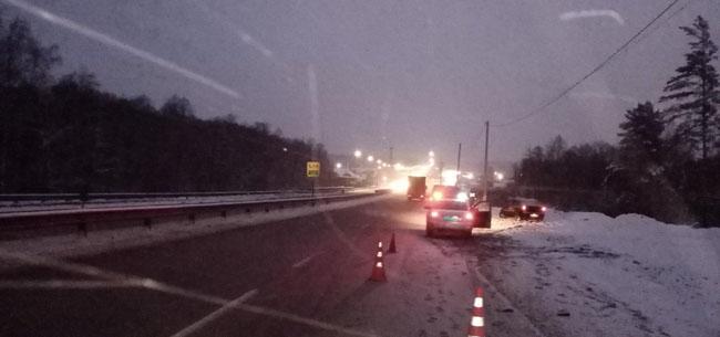 В Ковровском районе на трассе сбили пешехода