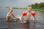 Безопасность детей на воде. Практическое занятие
