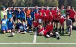 Успех юных футболистов