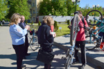Защити свой велосипед
