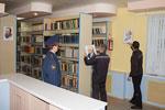 Обновленный интерьер в библиотеке ИК-6