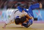 Открытые соревнования по дзюдо