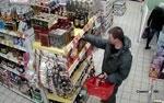 Украл продукты и алкоголь