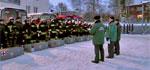 Сбор аэромобильной группировки МЧС Владимирской области