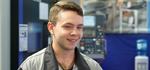 ладимир Парносов, серебряный призер Финала VII Национального чемпионата «Молодые профессионалы (WorldSkills Russia)»