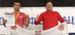 Победа на Всероссийском турнире по панкратиону