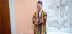 Выставка национальных костюмов в КГТА