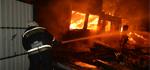 Пожар в частном доме, есть жертвы