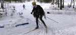 Выходные на лыжах
