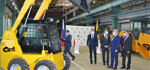 На рыбинском заводе «Раскат» начнется производство мини-погрузчиков марки ANT