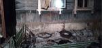 На пожаре в Коврове спасли человека