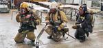В АО «Ковровский электромеханический завод» прошли пожарно-тактические учения