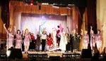 Новогодний концерт ковровского Филармонического общества 2013