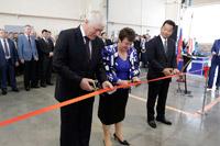 Открытие центра совместного  станкостроения КЭМЗ и TAKISAWA